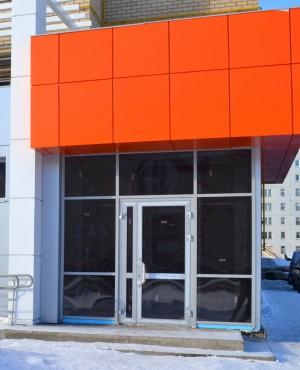 Алюминиевые двери Татпроф